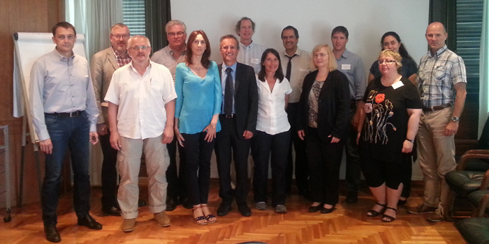 Kick-off meeting in Rome, 1-2 September 2014