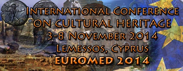 CIVIC EPISTEMOLOGIES will attend to the EUROMED International Conference 2014, Limassol (Cyprus), 3 November 2014