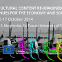 E-SPACE OPENING CONFERENCE, Venice 16-17 October 2014