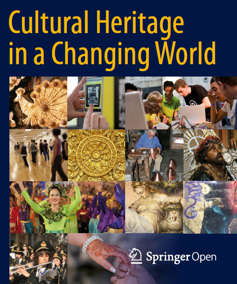 """Cultural Heritage in a Changing World"" – the RICHES book – is available to download on Springer"